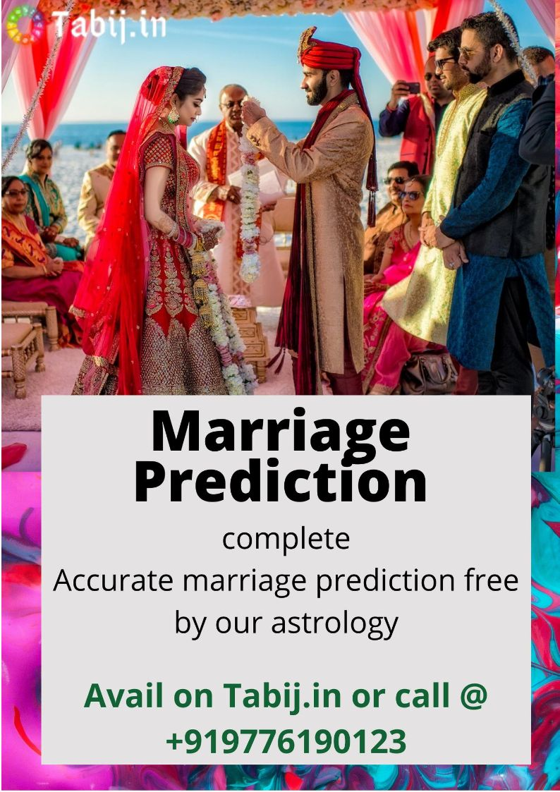 Marriage Prediction Astrology - A Free Astrology