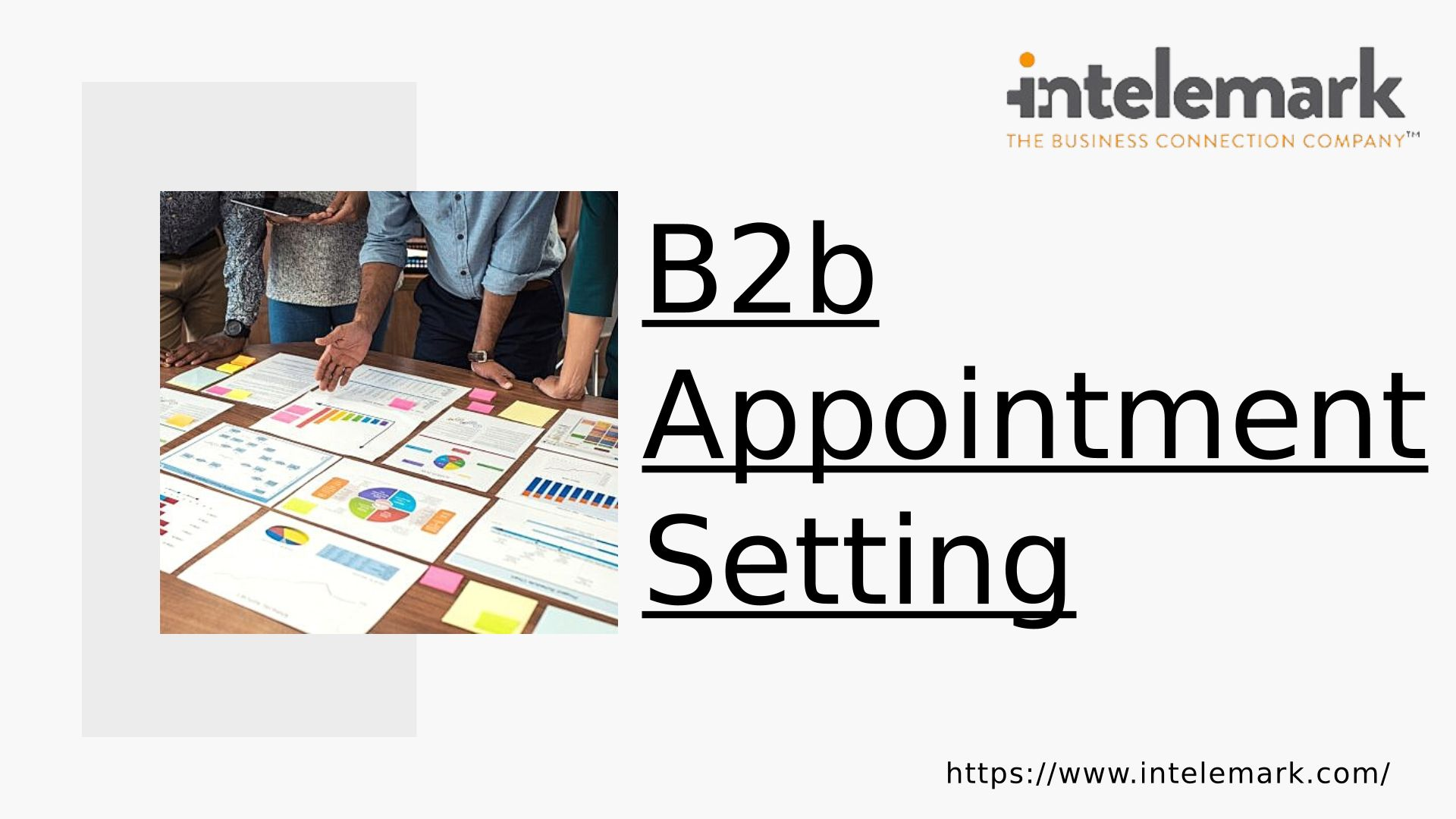 Intelemark best in b2b appointment setting